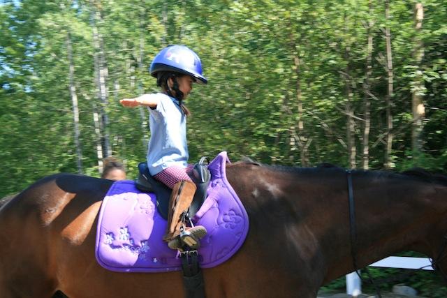 Horse Lesson 4