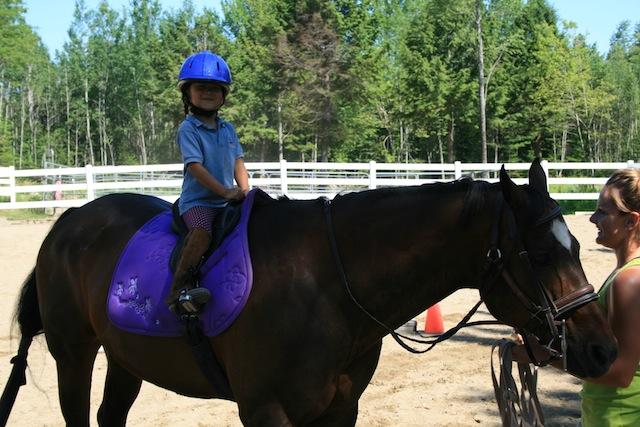 Horse Lesson 6