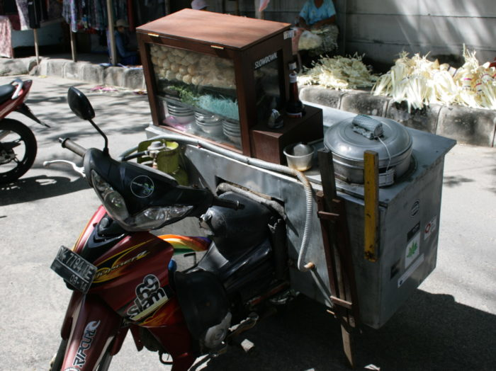 Food scooter