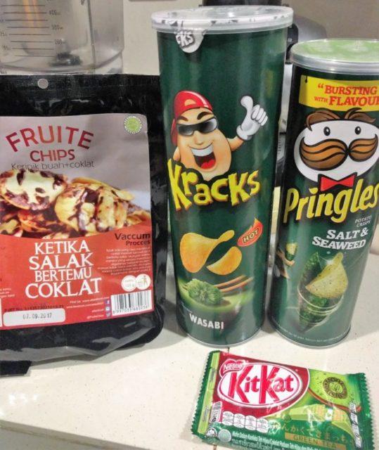 Indonesian junk food