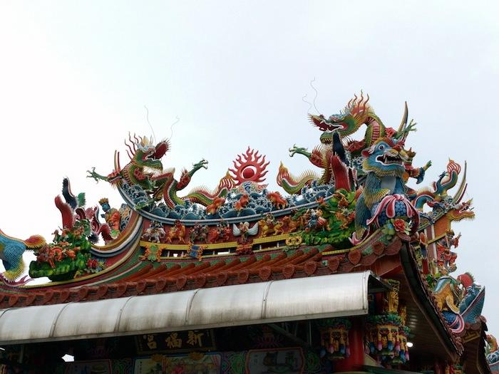 TaiYuan-Temple